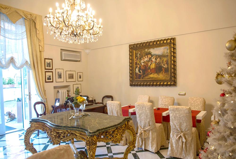 Reception Relais Sorrento - Hall