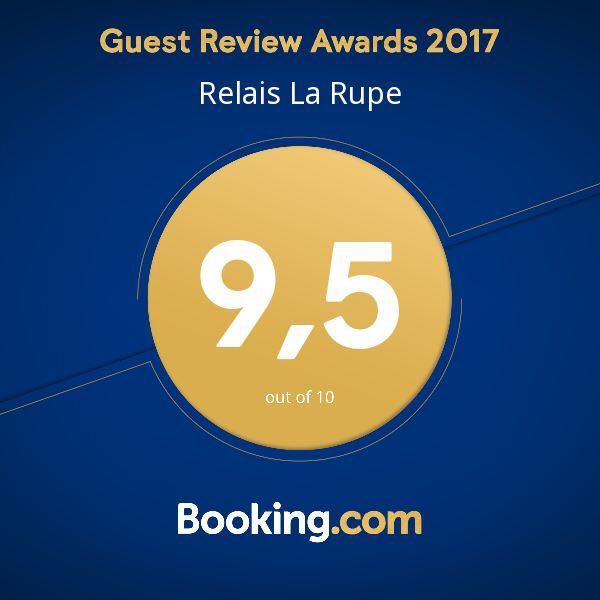 Booking Reviews Award 2017