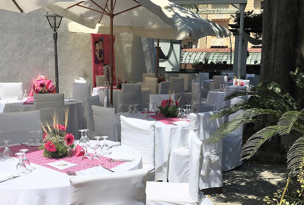 Eventi e cerimonie a Sorrento - Relais La Rupe