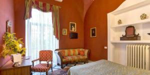 Camera Pompeiana a Sorrento