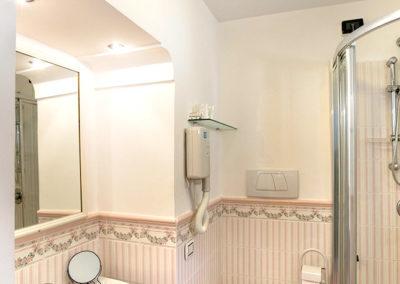 Camera Azzurra a Sorrento - Bagno