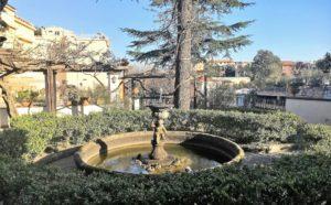 Parco privato al centro di Sorrento