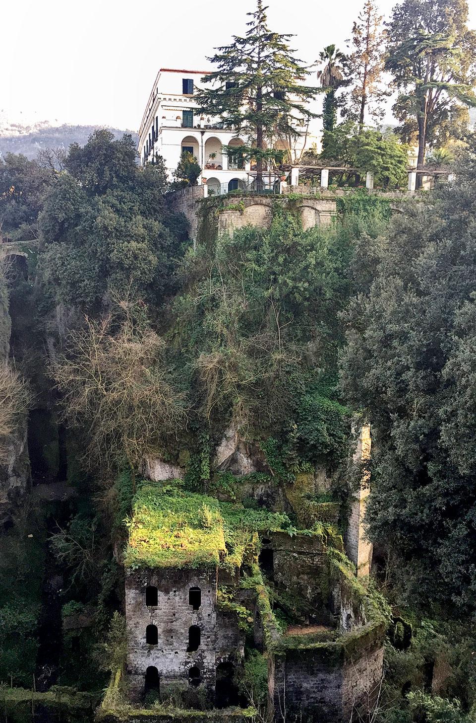 La Rupe Relais in Sorrento - Vallone dei Mulini