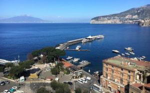 Amazing view of Sorrento