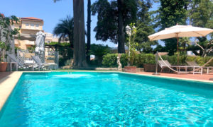 Villa with pool in the centre of Sorrento